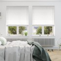 Roman Blind Cream White