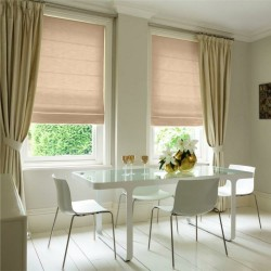 Roman Blinds Sand Beige