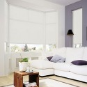 Washable Roller Blinds White
