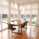 Washable Roller Blinds Cream White