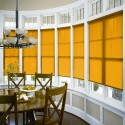 Washable Roller Blinds Mustard Yellow