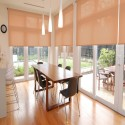 Washable Roller Blinds Salmon Pink
