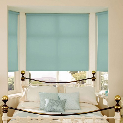 Washable Roller Blinds Celestial Blue