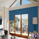Washable Roller Blinds Light Blue